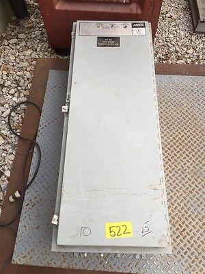 Asco 940 Series 480 Volt Automatic Transfer Switch E940326047x Control Panel