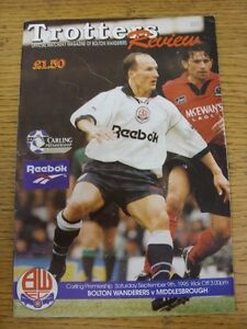09-09-1995-Bolton-Wanderers-v-Middlesbrough-Crease-Worn