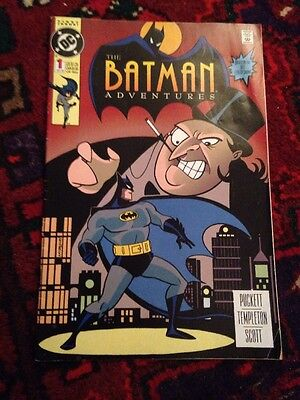 DC Comics The Batman Adventures Lot Of 6 Comics Vintage 90s