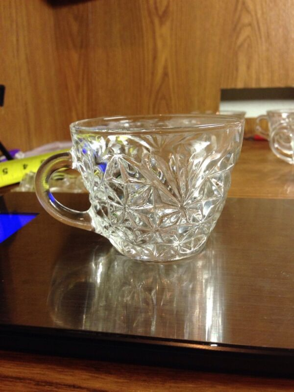 Punch Bowl Glass Style 2