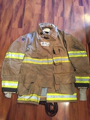 Firefighter Globe Turnout Bunker Coat 49x35 G-xtreme Halloween Costume