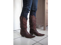 Ladies size 5.5-6 boots for sale