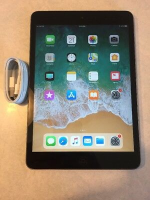 Apple iPad mini 2 32GB, Wi-Fi + Cellular (T-Mobile) 7.9in - Space Gray *Grade A*