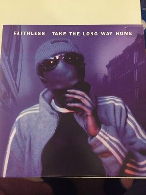 "Faithless - Take The Long Way Home, CHEK12.031, 12"" Vinyl"