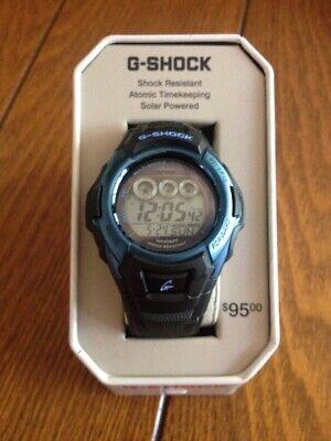 New Men's G-Shock Watch GWM500F-2TT Solar Atomic Timekeeping Shock Resistant