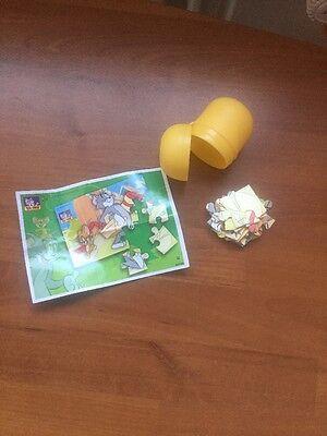 """Ü Ei Puzzle """" Tom und Jerry"""""""