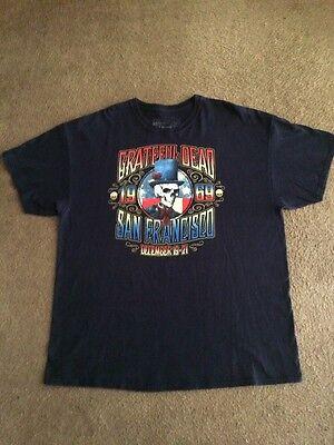 Grateful Dead T-Shirt Dave's Picks 6 Bonus Disc CD Graphics Lim Ed XXL NEW Rare!