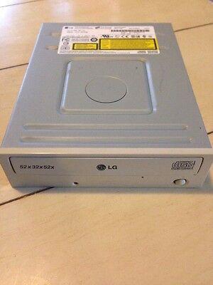 Drive LG CD Rewriter 52x32x52x
