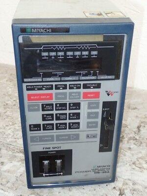 Welding Power Supply Miyachi Me-35a Warranty