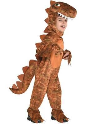 Childs T Rex Dinosaur Fancy Dress Costume Dinomite Halloween Book Day Kids - Halloween Dinosaur
