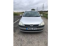 Vauxhall corsa 1.2 very low miles full service very good con ideal first car BARGAIN AT 549£££.