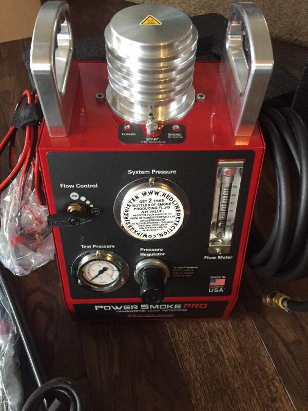 PowerSmoke Pro (95-0100) Redline Smoke Pro Total Tech Smoke Machine