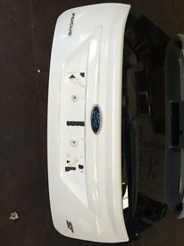 Ford Focus RS 2010 Mk2 Or St3 Tailgate With Glass Only Breaking