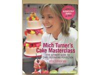 Mich Turners Cake Masterclass Like New