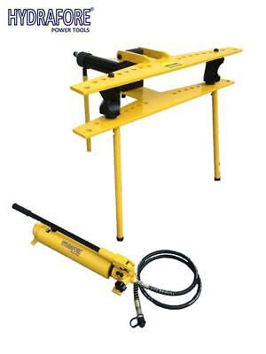 Hydraulic Pipe Bender With Separable Pump 12 - 4 W-4f-mp