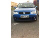 VW Polo 6n2 1.4 8V