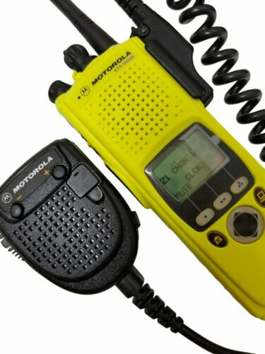 Motorola XTS5000 II VHF P25 Digital Two Way Radio UCM ADP AES DES SMARTZONE