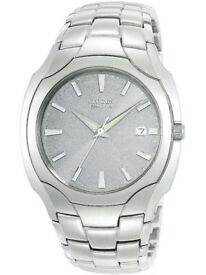 Citizen Eco Drive Men's Stainless Steel Watch, perfect gift, boxed.