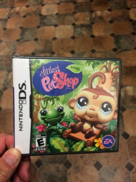 NINTENDO DS *** Littlest Pet Shop: Jungle ***   New