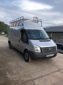 2013 Ford Transit - T350 MWB HIGH ROOF / 6 speeds !