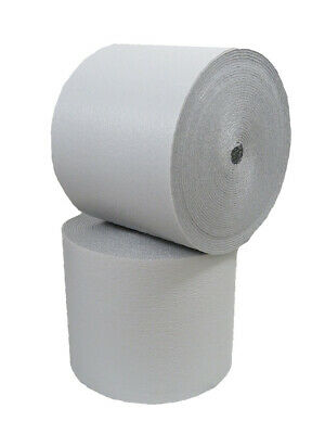 Usep 3mm Reflective White Foam Core Insulation Radiant Barrier 48x50ft Roll
