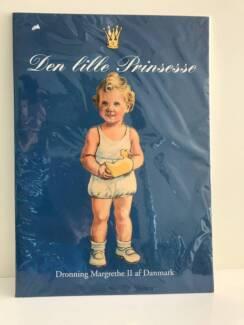Paper Doll Set - Danish Princess