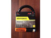 Brand New Packaged- Kryptonite Evolution Mini 7 Bike Lock - Great Quality Lock