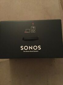 SONOS PLAY:5 Smart Wireless Speaker, Black/White (2 available)