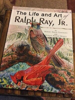 Life And Art Ralph Ray Jr Autographed by the authors Tompkins Beagle (Ralph Ray Jr)
