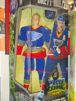 "VINTAGE Brett Hull 1998 12"" NHL Figure MINT IN BOX! Never opened"