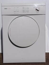 23 Bosch WTA4007 6kg White Vented Tumble Dryer 1 YEAR GUARANTEE FREE DELIVERY