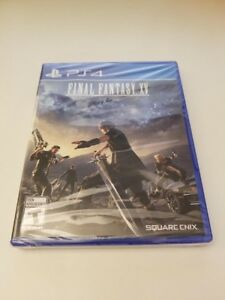 Final Fantasy XV FFXV 15 PS4 New Sealed
