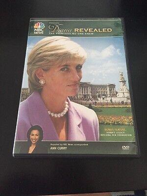 t Diana Revealed - die Prinzessin No One Knew DVD Ann Trage- (Prinzessin Tragen)