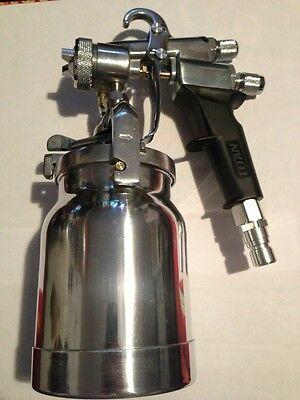 Titan Capspray Maxum Ii Hvlp Turbine Paint Spray Gun With 3 Pro Set Pn0524041