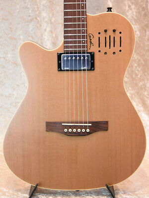 Godin A6 Ultra Left Hand Japan rare beautiful vintage popular EMS F / S for sale  Shipping to Canada