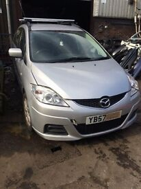 Mazda 5 2007 2.0 Petrol For Breaking - CALL NOW!!!
