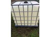 IBC 1000L (7 available)