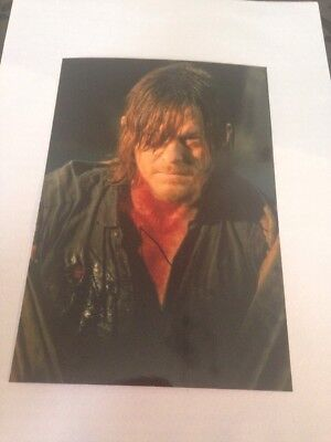 Norman Reedus  The Walking Dead Printed Photo 6x4