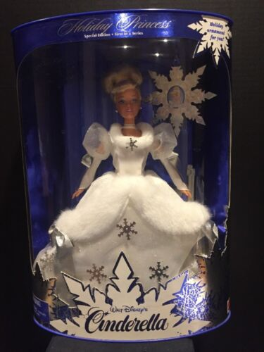 Disney Holiday Princess ~ Cinderella Free Shipping