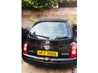Nissan Micra (Sep 2006 reg) for sale. 1.2l engine. Petrol. Excellent condition.