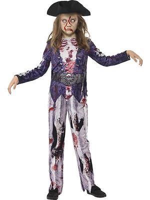 Deluxe Jolly Rotten Piratenkostüm für Mädchen Tween 12 + Halloween Kostüm