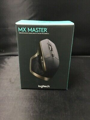 Authentic Logitech MX Master Wireless Mouse (910-005527)