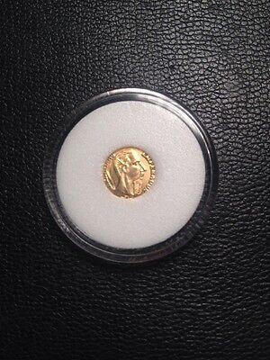 1865 MEXICO MAXIMILLIAN PESO TOKEN HGE GOLD