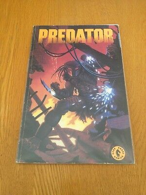 Predator Volume 1 Dark Horse 1st Edition TPB VF