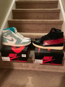 Jordan 1 - Turbo Green and Couture