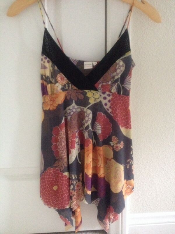 Sweet Pea By Stacie Frati Top(made in USA)sz. S