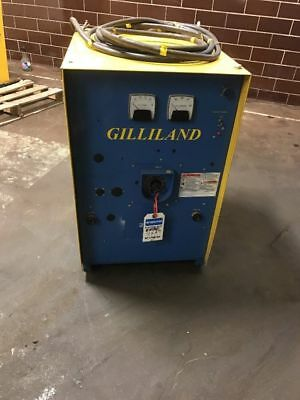 Gilliland Miller Lincoln Model Mtg-424 Sp-ap Heavy Duty Mig Welder Source