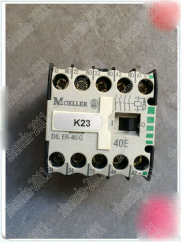 1PC USED Admiralty Miller Contactor DILER-40-G