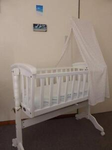 Baby Cradle Cot Queenscliff Manly Area Preview