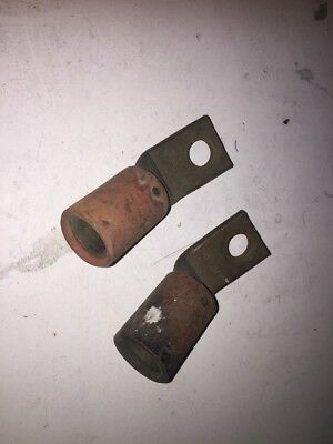 2 Cam-lok Welder Lugs To Camlock Connectors Welding Cable Terminal Lug